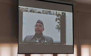 Wagub Kalteng Pamit dengan DPRD di Rapat Paripurna