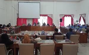 Ketua DPRD Barito Selatan Pengelolaan BLUD RSUD Buntok Diduga Tak Sesuai SOP