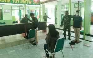 Kodim 1013 Muara Teweh Buka Pendaftaran Calon Prajurit Bintara TNI AD Tahun 2021