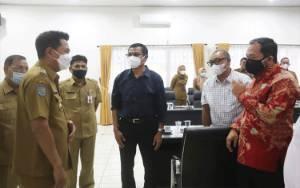 Bupati Barito Utara Mediasi PT BEK dengan Masyarakat Soal Lahan Tambang