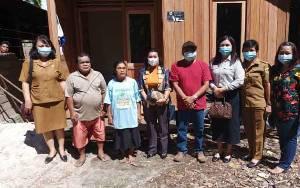 Srikandi DPRD Gunung Mas Apresiasi Program BSPS dari Kementerian PUPR