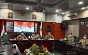 Wakil Bupati Murung Raya Ikuti Rapat Virtual dengan Jokowi Bahas ini