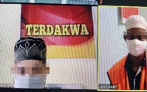 Kacong Makin Lama Dipenjara Setelah Diproses di 2 Wilayah Hukum