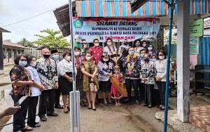 Komisi C DPRD Palangka Raya Pantau Kondisi Sekolah Dalam Kota