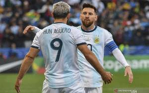 Barcelona Dikabarkan Sudah Capai Kesepakatan dengan Sergio Aguero