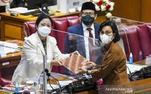 Menteri Keuangan Paparkan Asumsi Indikator Ekonomi Makro 2022
