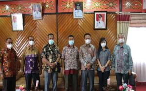 Regulasi Pertambangan dan Galian C di Palangka Raya Dipelajari Anggota DPRD Barito Timur