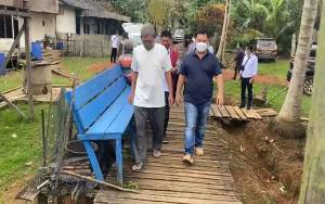 Sekolah di Dusun Runting Tada Hanya Miliki 1 Guru