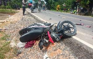 Motor vs Truk, 2 Remaja Tewas di Barito Timur