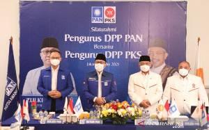 Zulkifli Hasan Pesankan Amanat Reformasi di Pertemuan PAN - PKS