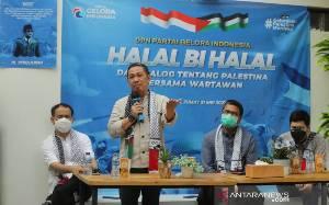 Partai Gelora: Gencatan Senjata Tunjukkan Kekutan Palestina Telah Meningkat