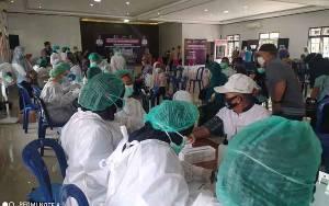 Para Tokoh di Sukamara Diharapkan Berpartisipasi Sukseskan Vaksinasi Covid-19