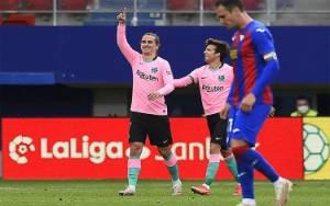 Barcelona Tutup Musim dengan Kemenangan 1-0 atas Eibar