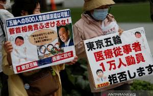 KOI: IOC Pastikan Olimpiade Tokyo Masih Sesuai Jadwal