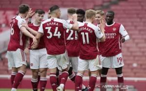 Arsenal tak Kebagian Tiket Eropa Walau Menangi Laga Pemungkas