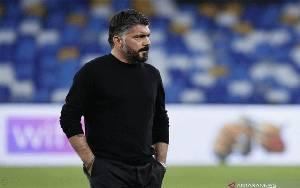 Napoli Resmi Berpisah dengan Gennaro Gattuso