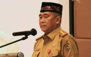 Asisten II Buka Rapat Koordinasi Teknis Kehutanan Provinsi Kalteng