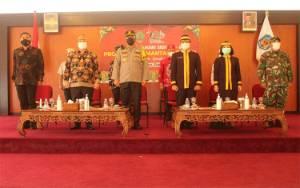 Ikuti Peringatan Hari Jadi Kalteng Secara Virtual, ini Kata Ketua DPRD Murung Raya