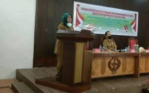 Dinas TPHP Kalteng Sosialisasikan Percepat Implementasi Kartu Tani