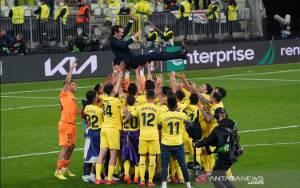 Liga Europa Memang Liganya Unai Emery
