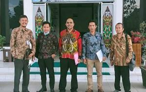 Berkas Gugatan PPDI Barito Timur Diterima PTUN Palangka Raya