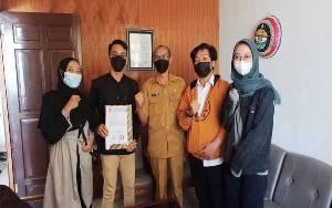 HIMA Kobar Palangka Raya Kunjungi SOPD Kotawaringin Barat untuk Tingkatkan Sinergitas