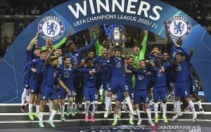 Daftar juara Liga Champions: Chelsea Kini Koleksi 2 Trofi