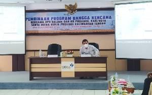 Ini Capaian Pendataan Keluarga di Kalimantan Tengah
