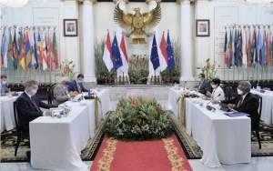 Indonesia Minta Uni Eropa tak Diskriminatif terhadap Minyak Sawit