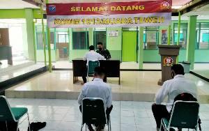 Kodim 1013 Muara Teweh Buka Rekrutmen Bintara PK