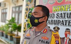 Polres Barito Timur Tunggu Hasil Pemeriksaan BPOM Terkait Keracunan Massal di Desa Baruyan