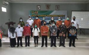 Pemkab Gumas Gelar FDG Penyusunan Raperda Pengelolaan Air Limbah Domestik