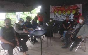 Personel Gabungan Terus Bersiaga Cegah Karhutla di Seruyan