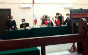 Divonis 20 Tahun Penjara, Tiga Terdakwa Kasus Pembunuhan di Desa Kamawen Nyatakan Banding