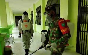 Area Penting Rumah Sakit Pratama Tumbang Talaken Disterilisasi