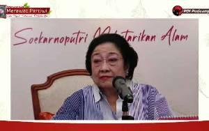 Megawati Minta Kantor Partai Dijadikan Rumah Rakyat