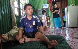 Buaya di Desa Sungai Paring Sempat 2 Kali Serang Korban