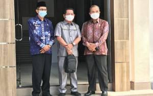 Ketua BK DPRD Kalteng Kunjungi BK DPRD Kapuas