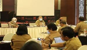 Asisten II Jadi Narasumber Sosialisasi Sistem Online Single Submission Perizinan Berusaha Berbasis Risiko