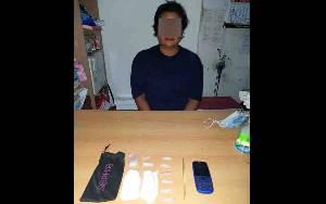 Perempuan 41 Tahun di Kuala Kuayan Simpan Sabu dalam Sarung Bantal