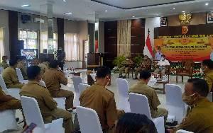 Satgas Covid-19 Kobar akan Beri Pelatihan Pemulasaran Jenazah Tingkat Desa