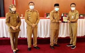 Kabupaten Lain Kanji Banding Pilkades Serentak di Musim Pandemi ke Murung Raya