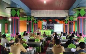 Pemkab Murung Raya Sosialisasi Blok Pengelolaan Kawasan Suaka Cagar AlamBukit Sapat Hawung