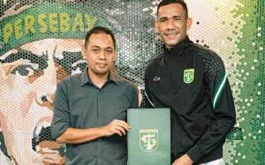 Persebaya Resmi Kontrak Jose Wilkson Selama Semusim