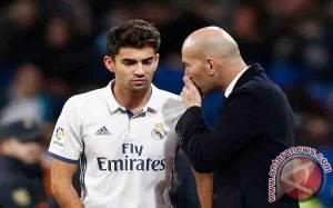 Enzo Zidane Resmi Bergabung dengan Klub Ligue 2 Prancis