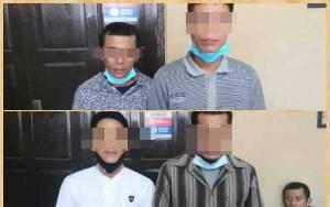 Komplotan Residivis Pencuri Sarang Walet ini Ternyata Baru Bebas karena Asimilasi
