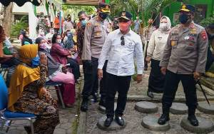 Gubernur Kalteng: Walaupun Telah Divaksin, Kedisiplinan Menjalankan Protokol Kesehatan Tidak Boleh Kendor
