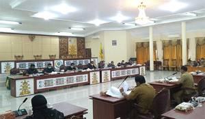 Anggota DPRD Lamandau Sepakat Dorong Pembentukan Dua Desa Baru