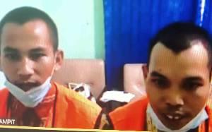 2 Terdakwa Pencurian Sawit Terancam 1 Tahun Penjara