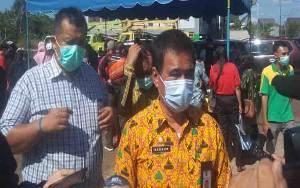 Pasar Tani Milik Pemko Palangka Raya Dibuka Sekali Sepekan